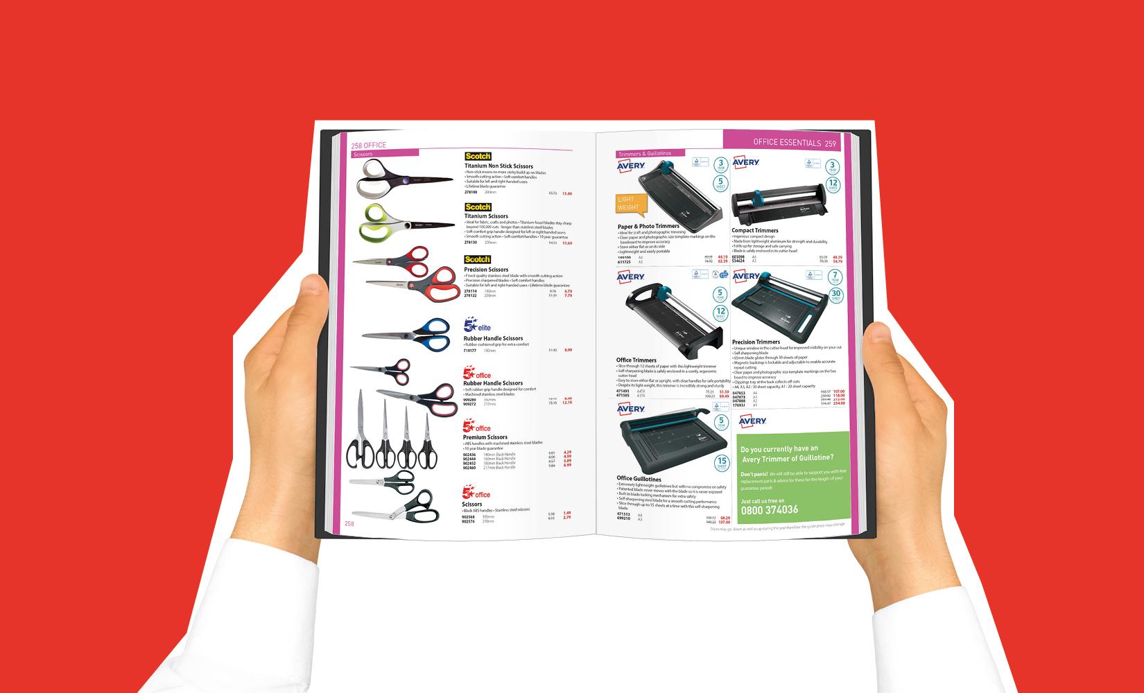 Concise catalogue